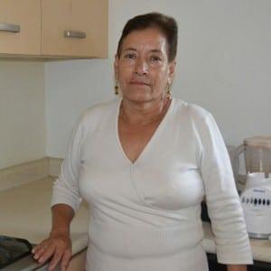 Doña Oli de la Cruz